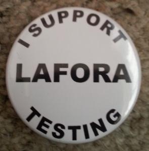 Lafora Badge