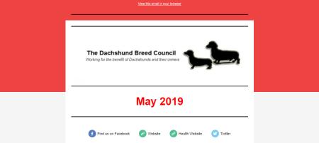 May 2019 NL